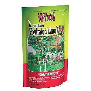 Hydrated lime gardening supplies ebay - What is lime used for in gardening ...