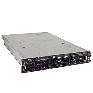 Two servers  - Dell PowerEdge 2850 (2U)