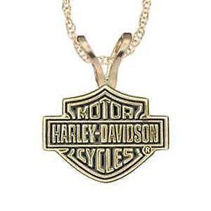 harley davidson necklace ebay