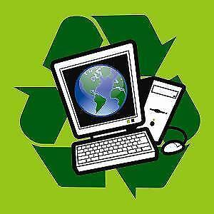 Wanted: Your E-Junk (Happy Earth Day!) Reduce, Reuse, Recycle!