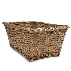 Wicker Laundry Baskets