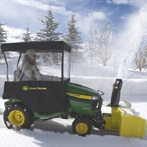 Weather Enclosure - John Deere X300/X500