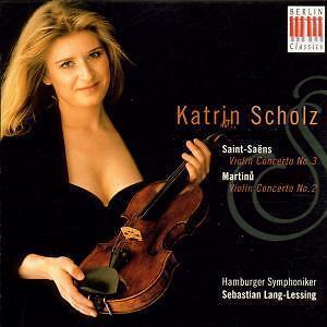 Violinkonzerte 3/2 von Hamburger Symphoniker,K. Scholz (2000)