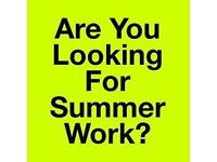 Need Summer Jobs? - Immediate Start - Work From Home Online - Part Time - Full Time - Flexible Hours