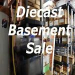 Diecast Basement Sale