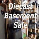 Diecast Basement Sale