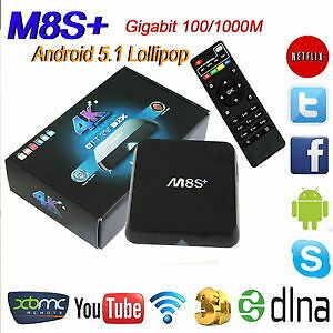 M8S Plus Super Quad Core 2GB Ram Kodi 16.1 Delivery and Setup