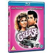 Grease Blu Ray