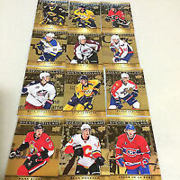 UPPER DECK TIM HORTONS HOCKEY 1st LIMITED EDITION 134 CARDS