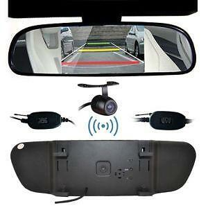 Wireless Backup Camera Rear View Monitors Cams Amp Kits Ebay