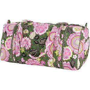 3e0b220b9956 Vera Bradley Large Duffel Pink