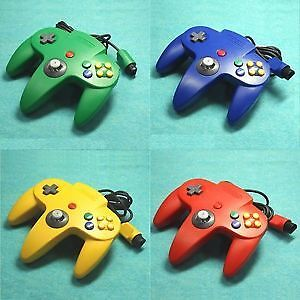 Original N64 Controller with Good Joystick. $25 Each Firm