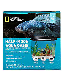 NATIONAL GEOGRAPHIC 1.2 GAL. TANKS