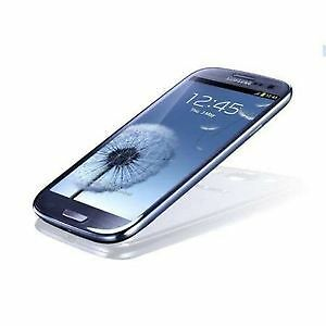 Blue Unlocked Samsung S3 Excellent Cond. + Extras