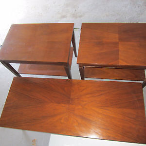 Set of 3 Coffee and End Tables