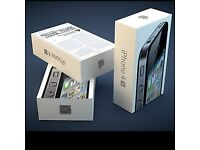 new condition - latest model box sealed Apple iphone 4s 8gb / 16gb / 32GB smartphone box pack
