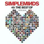 40: The Best Of Simple Minds 1979-2019-Simple Minds-LP