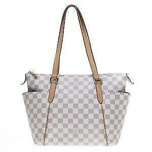 4a3a7b67546e Louis Vuitton Damier Azur Bag