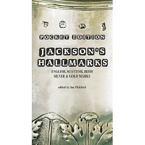 Jacksons Hallmarks Antique Collectors Club NEW Paperback PB Book