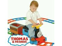 Thomas track and ride
