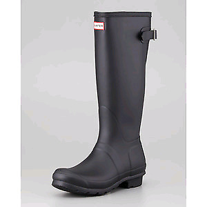 Authentic Hunters Boots w/ Fleece Liners