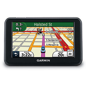 Garmin Nuvi 40 10/10 with current maps
