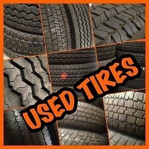 Tires for sale!  (MULTIPLE SIZES)