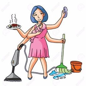 Domestic Work required