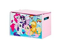 My Little Pony toy box - still in original packaging