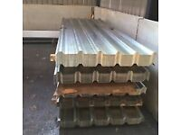 14 ft x 3.3 ft Box profile roofing sheets