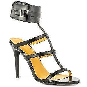 prada saffiano leather shoulder bag - Strappy Sandals - Black, Gold, Silver, Wedge   eBay