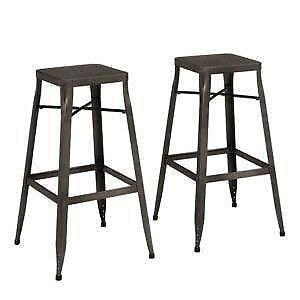 Bar stools in metal wood and more styles ebay