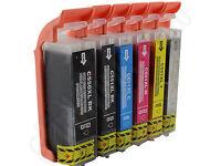 Generic cartridges for Canon Pixma mg6350/mg7150/mg7550/IP8750