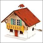 Swiss Chalet Music Box