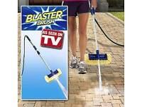 Streetwize 2in1 Blaster Brush