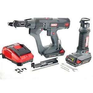 SENCO Screwgun with Free Coreless Cut-out Saw for $376.00!
