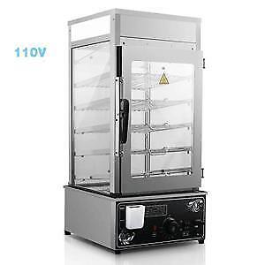 110V Commercial Electric Bun Bread Steamer Cooking Machine(020091)