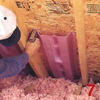 Attic - Insulation - Blown In - Top Up - R Value - Winter
