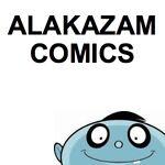 Alakazam Comics
