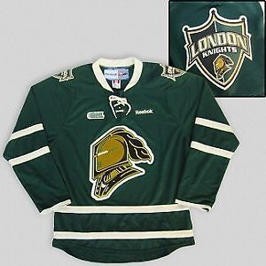London Knights Jesery - Green London Ontario image 1