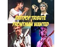 Male Frontman / Singer / Vocalist Wanted For Britpop Tribute Band