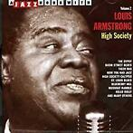 cd - Louis Armstrong - High Society Vol.2