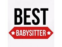 French babysitter available week/ week-end London