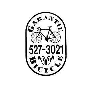 VENTE ET RÉPARATION DE VÉLOS À MONTRÉAL : GARANTIE BICYCLE
