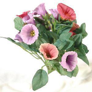 Miniature flowers ebay miniature silk flowers mightylinksfo
