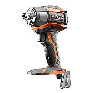 Ridgid Brushless 18V Gen5X Impact Driver, Saw, Battery, Charger