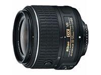 Nikon VR II 18-55mm Lens