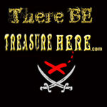 There Be Treasure Here