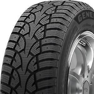 4 New 215/60/16 General Altimax Artic Tires
