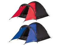 Yellowstone Ascent 2 Dome Tent - Compact & Waterproof - ideal for festival- fishing- trips out. NEW
